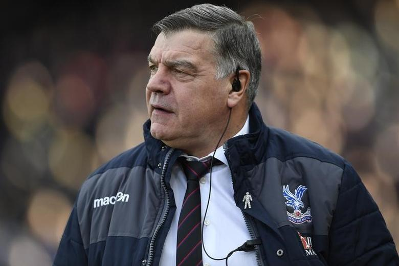 Britain Football Soccer - Crystal Palace v Sunderland - Premier League - Selhurst Park - 4/2/17 Crystal Palace manager Sam Allardyce    Action Images via Reuters / Tony O'Brien Livepic