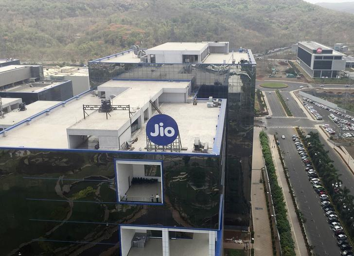 A general view of Reliance Jio headquarters is seen on the outskirts of Mumbai, India, June 1, 2016. Picture taken June 1, 2016. REUTERS/Clara Ferreira Marques