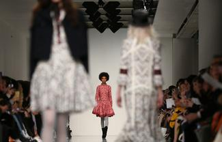 Highlights from London Fashion Week
