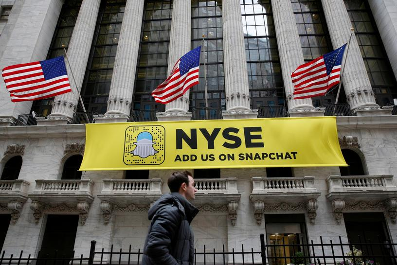NYSE plans trial run for Snap IPO
