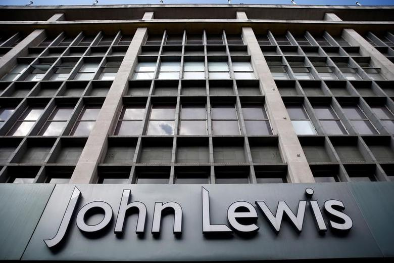 A John Lewis store is seen in Oxford street, in London, Britain August 14, 2016. Photograph taken on August 14, 2016. REUTERS/Peter Nicholls/File Photo