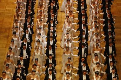A night at Vienna's Opera Ball