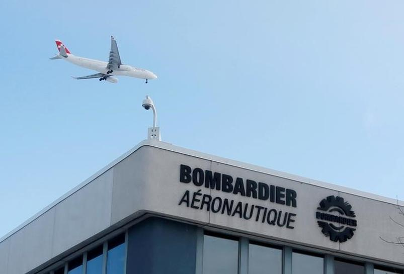 Bombardier shareholder hopes contract dispute is resolved out of court