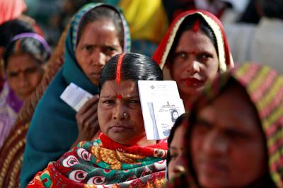 Election in Uttar Pradesh