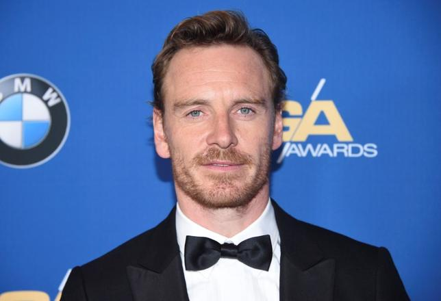 Michael Fassbender attends the 69th annual DGA Awards in Beverly Hills, California, U.S. February 4, 2017. REUTERS/Phil McCarten