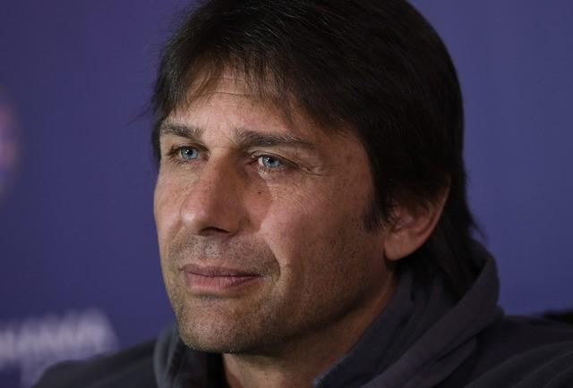 Britain Football Soccer - Chelsea - Antonio Conte Press Conference - Chelsea Training Ground - 3/3/17 Chelsea manager Antonio Conte during the press conference Action Images via Reuters / Tony O'Brien Livepic