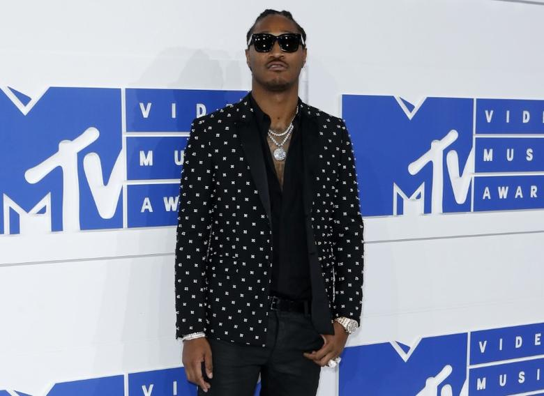Rapper Future makes Billboard chart history with