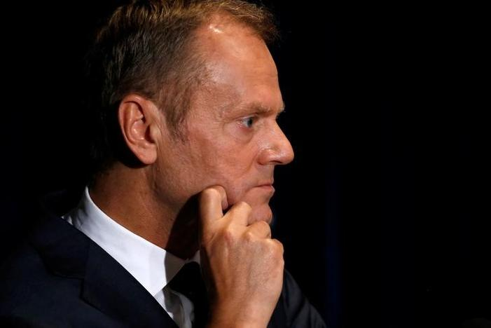 Poland: stance against Warsaw on EU's Tusk would defy tradition