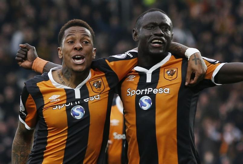 Hull and Bournemouth strike blows in relegation battle