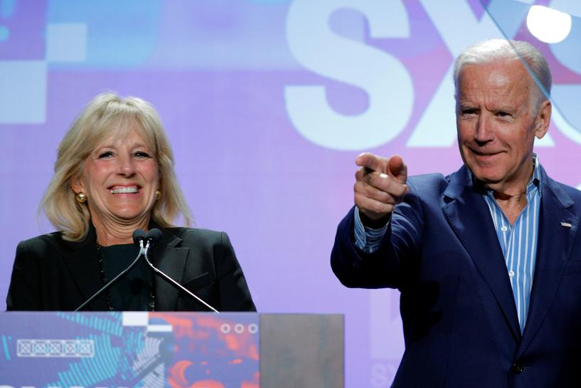 Biden says would have liked to be the US president who ended cancer