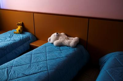 Impoverished Greek parents leave kids in group homes