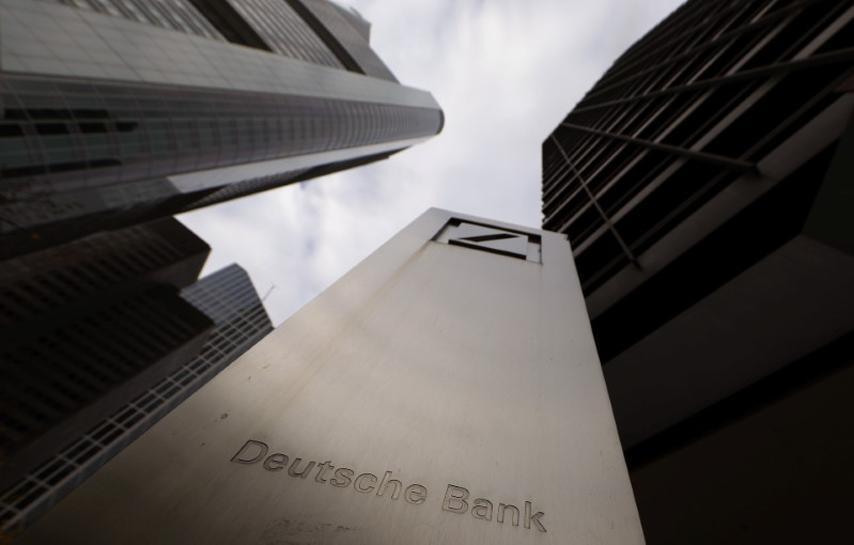 After strategy shifts, Deutsche Bank taps investors again