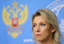 الخارجية الروسية تمتنع عن تأكيد أو نفي زيارة تيلرسون