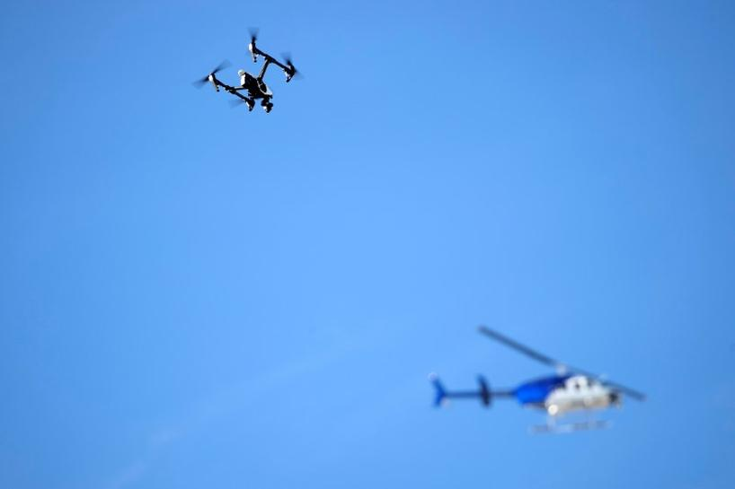US commercial drone use to expand tenfold by 2021: government agency
