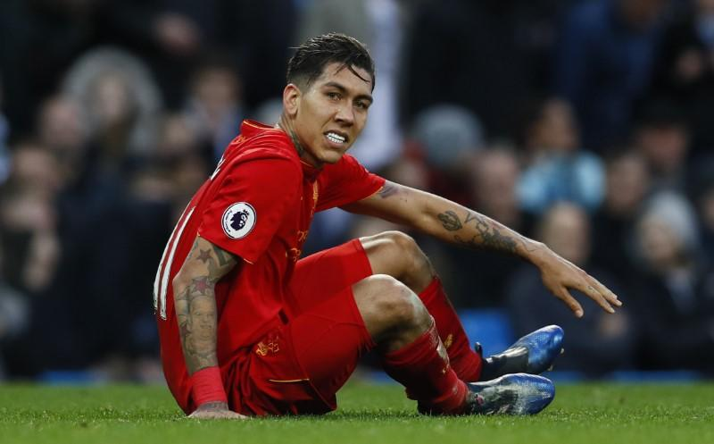 Soccer: Brazil replace Gabriel Jesus with Firmino for Uruguay clash