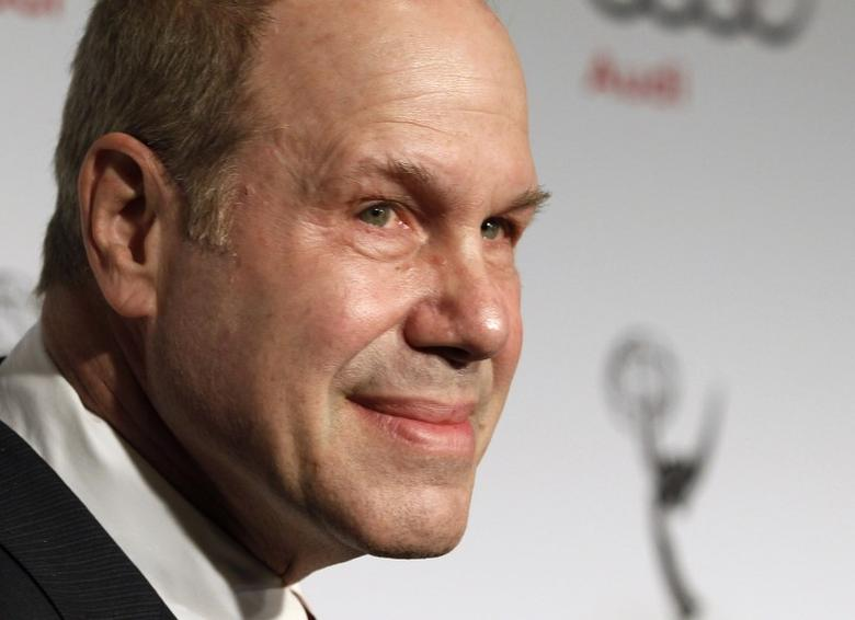 Michael Eisner arrives at the Academy of Television Arts & Sciences 21st annual Hall of Fame Gala in Beverly Hills March 1, 2012. REUTERS/Fred Prouser/Files