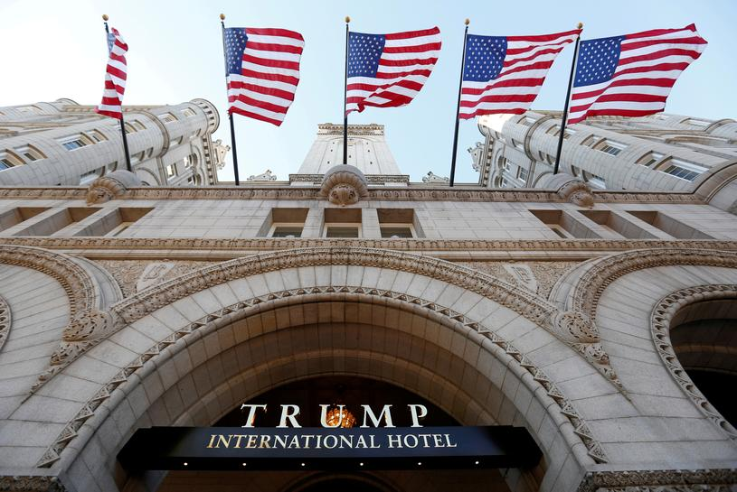 U.S. agency says Trump's Washington hotel meets conflict-of-interest rules