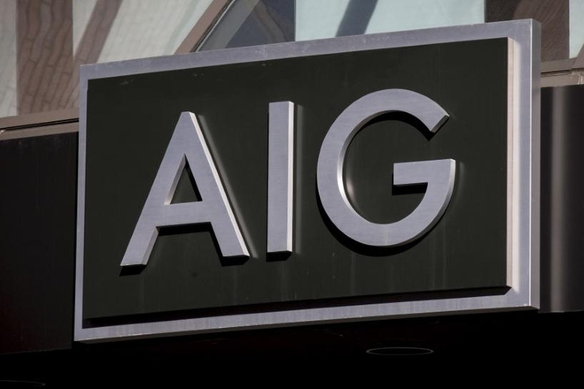 AIG executives meet analysts to push resiliency message