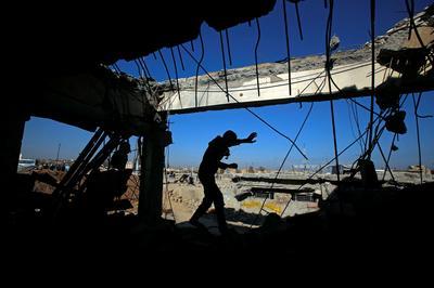Battleground Mosul