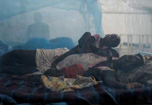 Famine strikes South Sudan