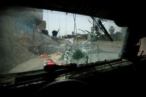 Brutal street battle for Mosul