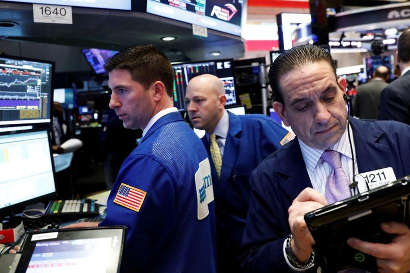 Wall St. opens little changed after GDP data