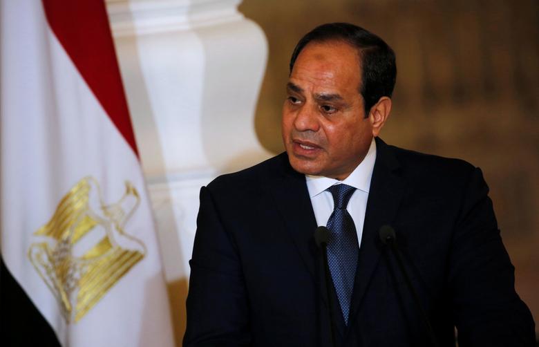 Image result for Egypt's President Sisi leaves Cairo for Washington
