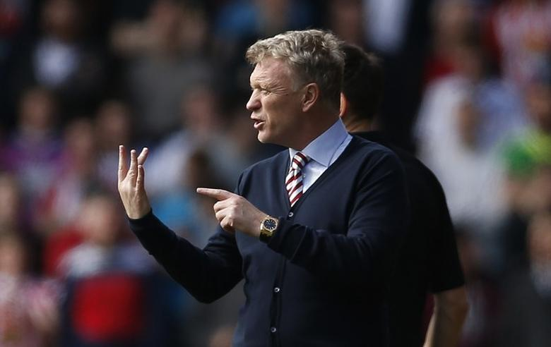 Sunderland manager David Moyes  Action Images via Reuters / Matthew Childs Livepic