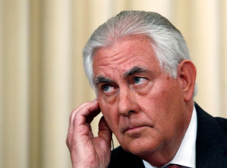 Tillerson made $27.4 million last year thumbnail