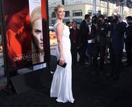 "Cast member Katherine Heigl attends the premiere of ""Unforgettable"" in Los Angeles, California, U.S. April 18, 2017. REUTERS/Phil McCarten"