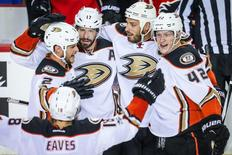 Anaheim qualifié/Photo prise le 20 avril 2017/REUTERS/USA Today Sports