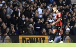 Bournemouth's Jack Wilshere walks off to be substituted  after sustaining an injury  Reuters / Dylan Martinez Livepic