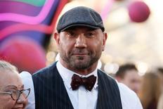 Actor Dave Bautista. REUTERS/Danny Moloshok