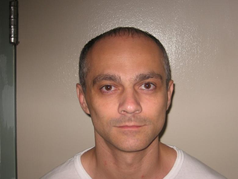 Deathrow inmate Ivan Teleguz is shown in this booking photo provided April 4, 2017.  REUTERS/Virginia Department of Corrections/Handout via REUTERS