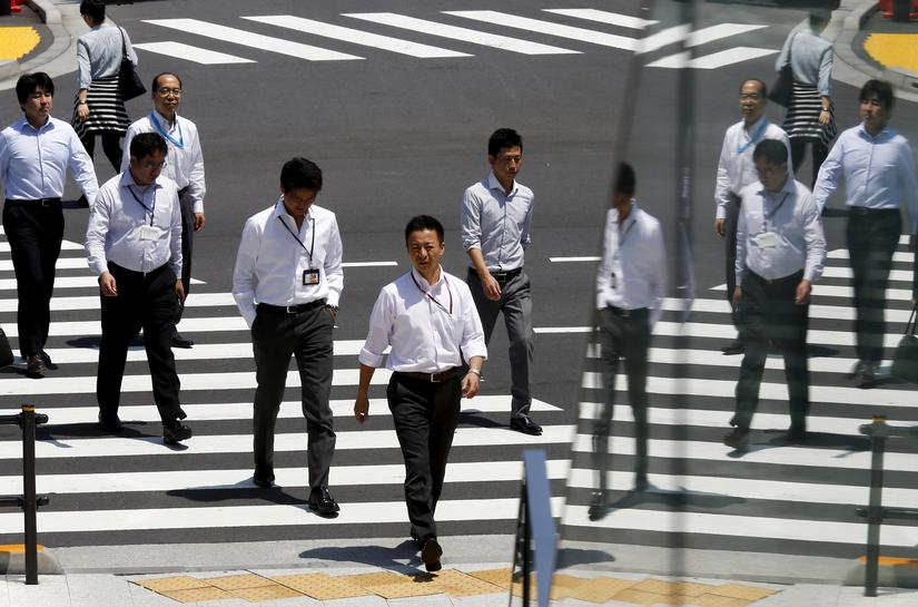 Japan Inc braces for labor reform, plans to boost productivity: Reuters poll