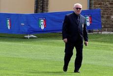 Carlo Tavecchio in una immagine di archivio  REUTERS/Stefano Rellandini