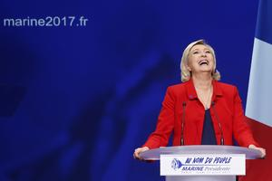 Eve of the French election