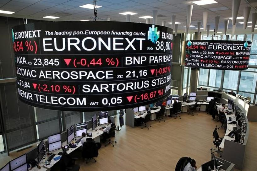Investors take another look at opinion polls after French vote