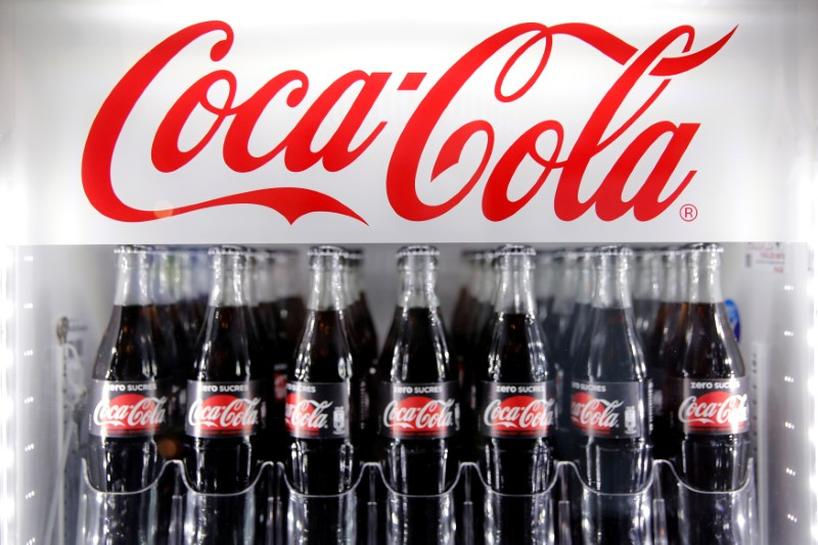 Coca-Cola's profit plunges 20 percent on bottling refranchising costs