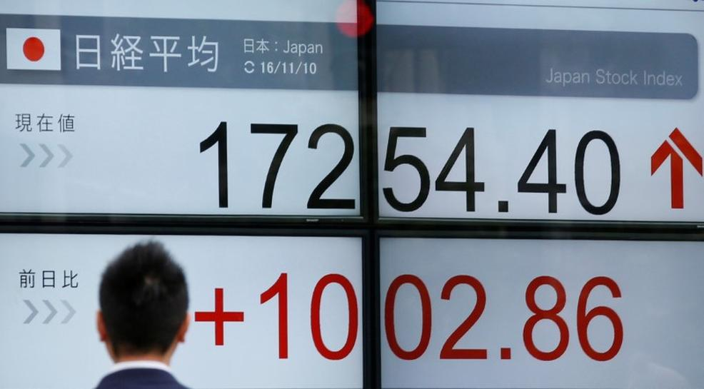 Asian stocks extend gains on bullish Wall Street, euro steady