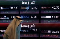 صعود سهمي البنك الأول وساب بالسعودية وسط محادثات اندماج ومصر ترتفع