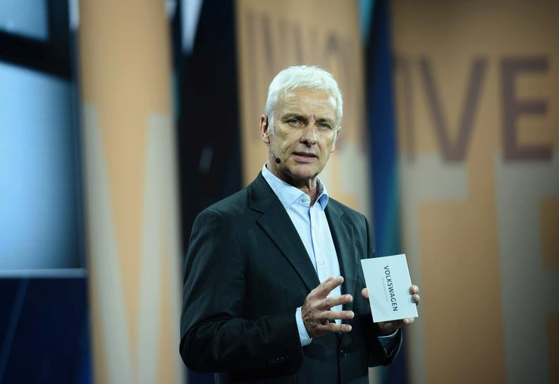 VW to spend billions through 2022 to beef up engines portfolio: CEO