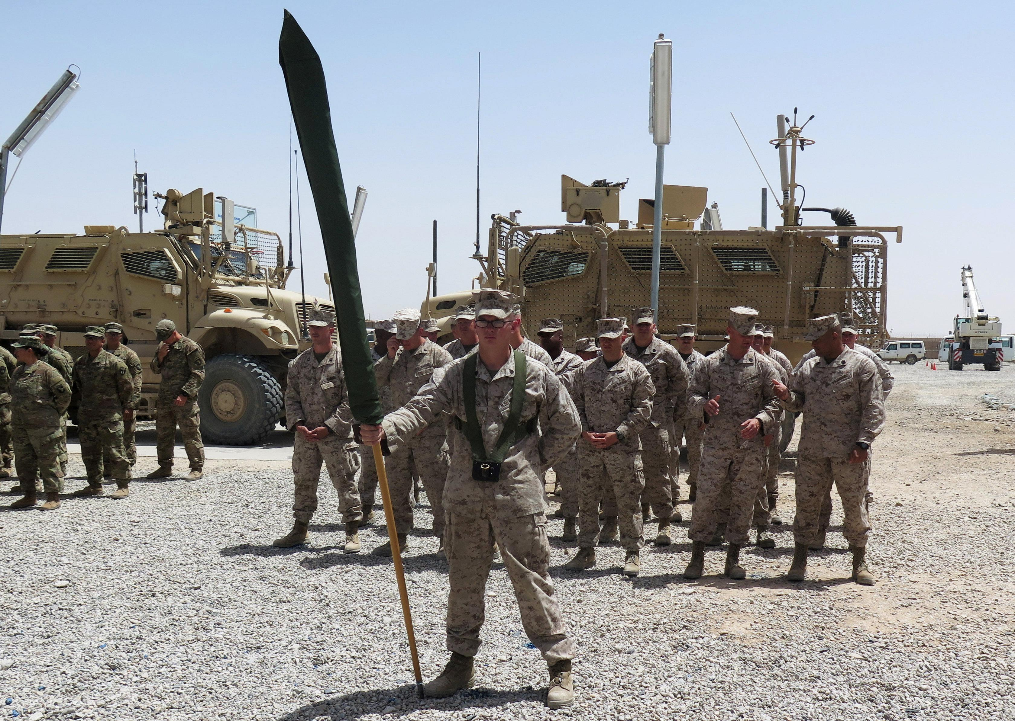 arguments against united states military involvement in afghanistan The soviet war in afghanistan, 1979 - 1989 alan taylor  pakistan, china, and the united states in the brutal nine-year conflict, an estimated one million civilians were killed, as well as.