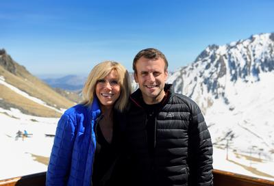 Meet France's new First Lady