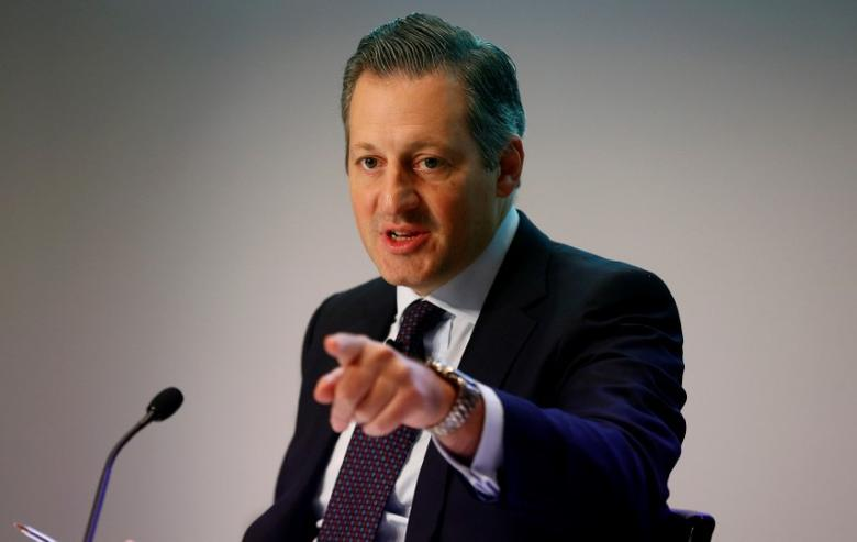 Boris Collardi, Chief Executive of Swiss private bank Julius Baer  in Zurich, Switzerland February 1, 2017.  REUTERS/Arnd Wiegmann