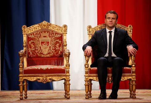 Macron takes power in France