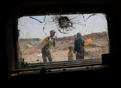 Escape from Mosul