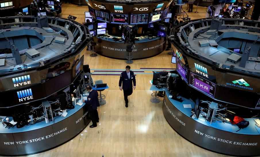 Wall St. set to open higher as oil prices, defense stocks rise