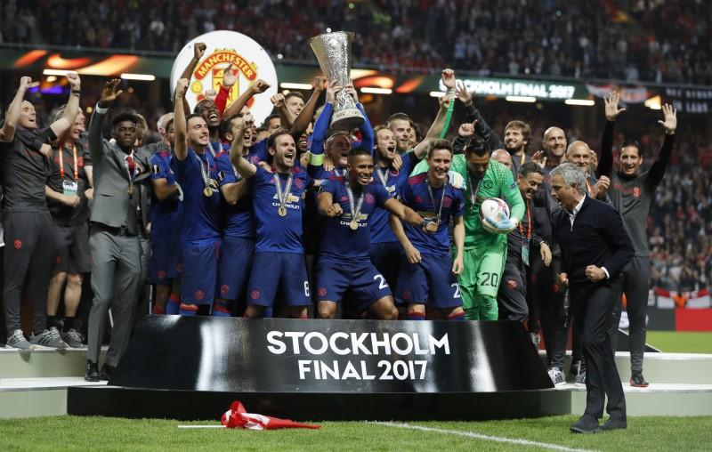 Manchester United outclass Ajax to win Europa League on emotional...