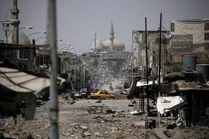 New Mosul offensive during Ramadan